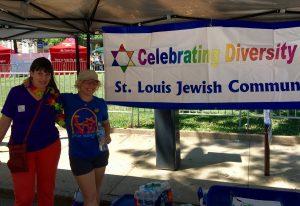 Celebrating Diversity St. Louis Jewish Community